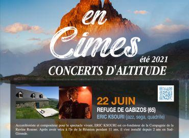 Zic en Cimes, concert d'altitude